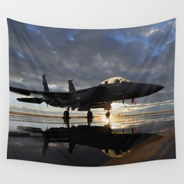 F-15 Eagle Wall Tapestry