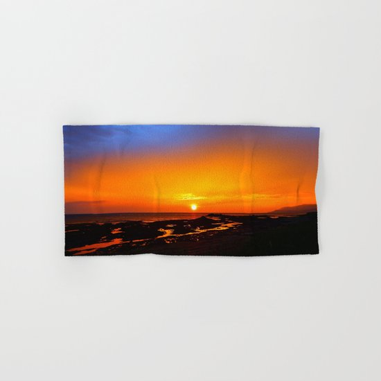 Sunrise on the Beach Hand & Bath Towel