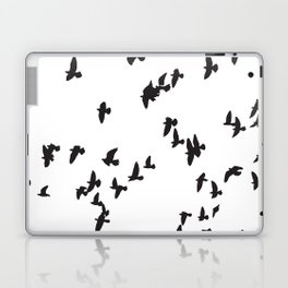 Happy Birds Laptop & iPad Skin