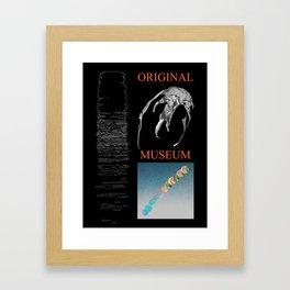 Original Museum Framed Art Print