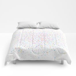 color space Comforters