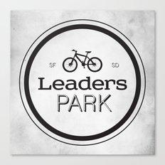 Leaders Park Canvas Print