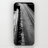 piano iPhone & iPod Skins featuring Piano by Susigrafie