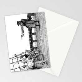 The Mutiny  Stationery Cards