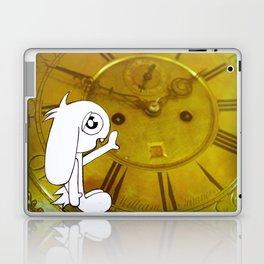 Time Bunny # Bob The Lop Laptop & iPad Skin