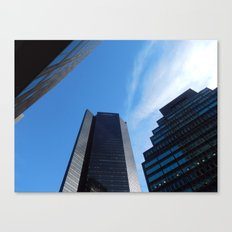 Around Park Avenue, NYC. Canvas Print