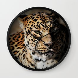 The Big Cat Wall Clock