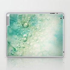 Seafoam Dandy Drops Laptop & iPad Skin