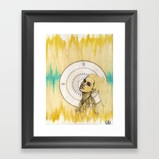 Maiden Voyage Framed Art Print