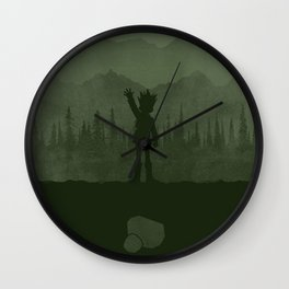 Gon Wall Clock