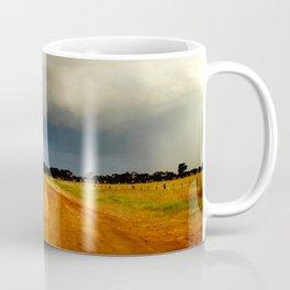 Tracking a Storm Coffee Mug