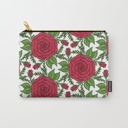 My Rose bud Carry-All Pouch