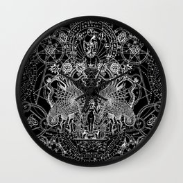 SIN OF IDOLATRY Wall Clock