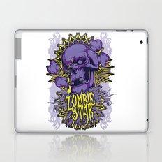 Skull and bones Laptop & iPad Skin
