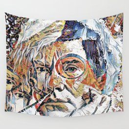 Andy Pop Art Wall Tapestry