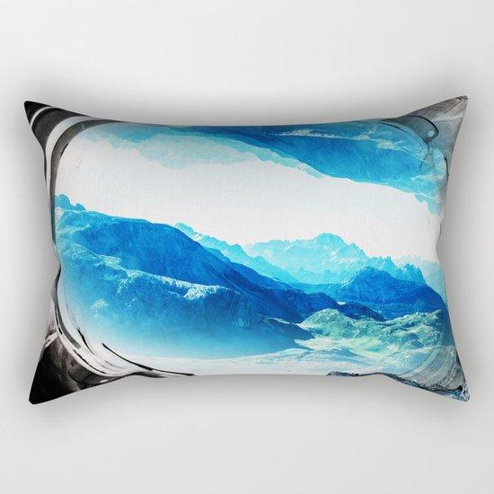 Earth Odyssey 2016 Rectangular Pillow