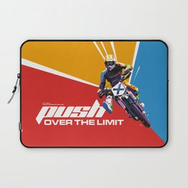 Motocross - Push Over The Limit #2 Laptop Sleeve