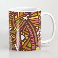 hippy Mugs featuring Hippy Love by Lauren Taylor Creations
