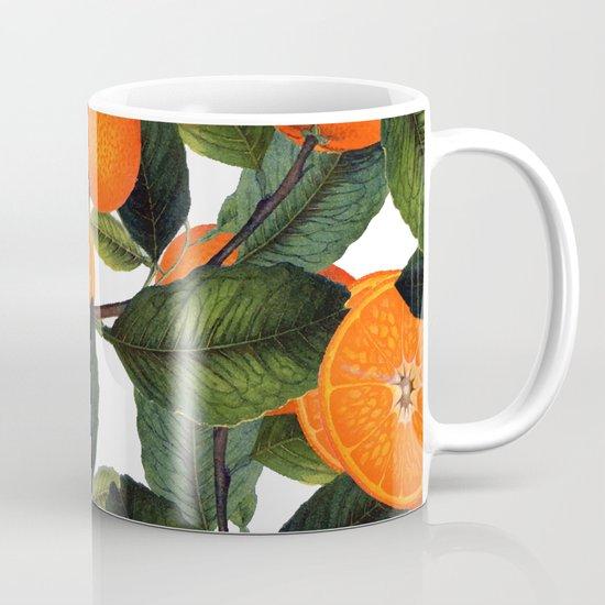 The Forbidden Orange Society6 Decor Buyart Coffee Mug