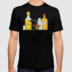 Margarita! Black X-LARGE Mens Fitted Tee