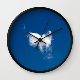 Clound in the sky Wall Clock