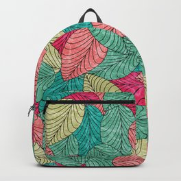 Let the Leaves Fall #06 Backpack