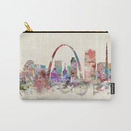 St.louis missouri skyline Carry-All Pouch
