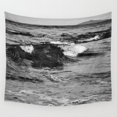 The Wave Wall Tapestry