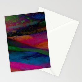 Inside the Rainbow 8 Stationery Cards
