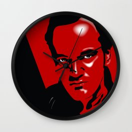 Tarantino Wall Clock