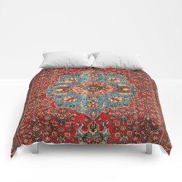 Bidjar Antique Kurdish Northwest Persian Rug Print Comforters