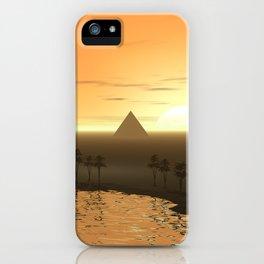 The Giza Necropolis iPhone Case