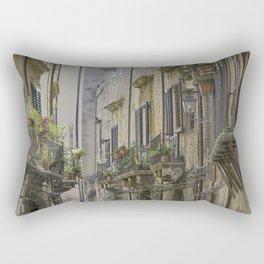 Balconies Rectangular Pillow
