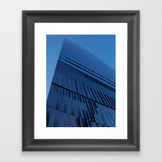 Building. WTC-NYC Framed Art Print