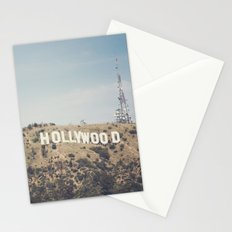 Hike to the Sign Stationery Cards