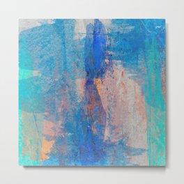 Abstract No. 474 Metal Print