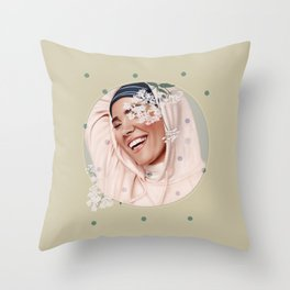 LUCEAT LUX VESTRA Throw Pillow