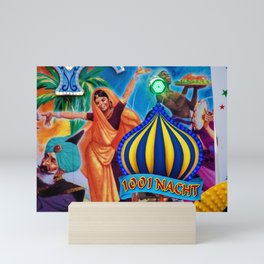 1001 nights Mini Art Print