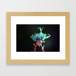Fight the Power Framed Art Print