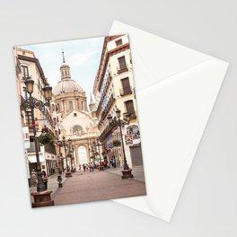 Zaragoza, Spain Stationery Cards
