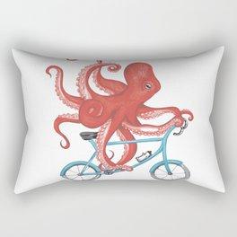Octopus art #1 Rectangular Pillow