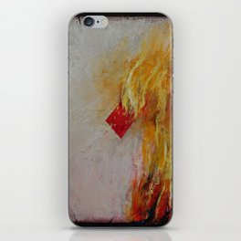Ace of Diamonds iPhone Skin