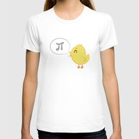 pi T-shirts featuring Pi ! by Valentina Cariel