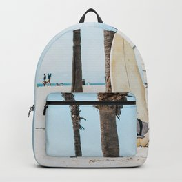 Surf on the beach Backpack