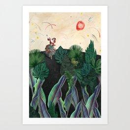 Eden II Art Print
