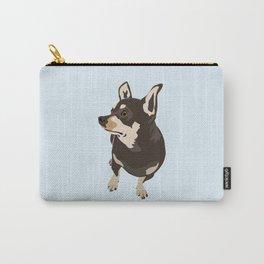 Hopeful Dog Carry-All Pouch