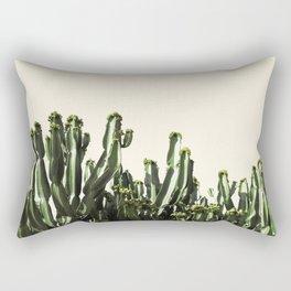 cactus nature VI Rectangular Pillow