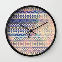 dress Wall Clocks featuring Substitution by Mason Denaro
