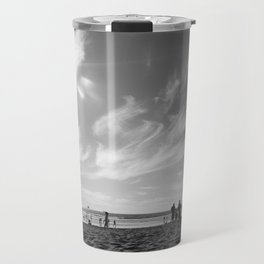 Summer's Sky Travel Mug
