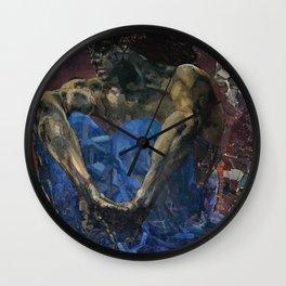 Mikhail Vrubel - Demon Wall Clock